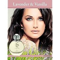 Sangado Lavanda y Vainilla Perfume para Ella - 50 ml