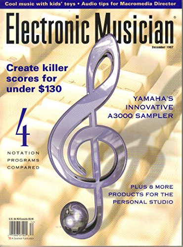 (Electronic Musician Magazine, December 1997 (Vol. 13, Issue 12))