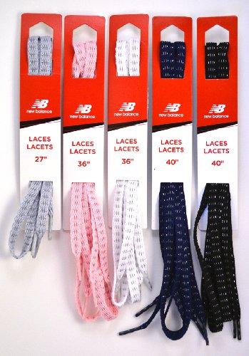 Free New Balance® Reflective Flat Laces
