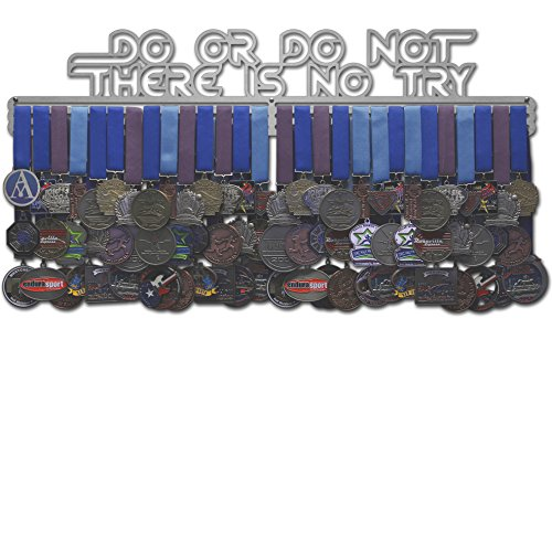 Allied Medal Hanger - Do Or Do Not, There Is No Try (30