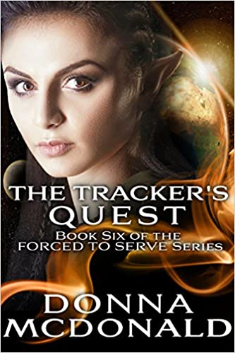 Scarica ebooks nel file txt The Tracker's Quest: Book Six of the Forced To Serve Series in Italian