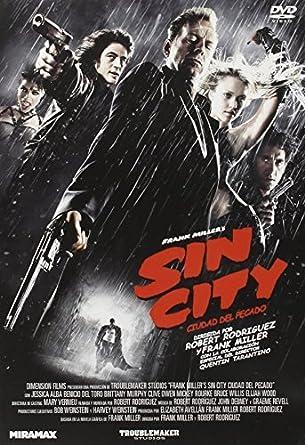 Sin City Ciudad del pecado: Amazon.es: Cine y Series TV