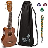 Hola! HM-21 Soprano Ukulele, Color Series (Natural)