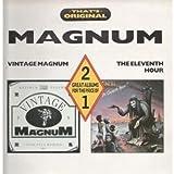 Vintage Magnum/eleventh Hour LP (Vinyl Album) UK Castle 1988