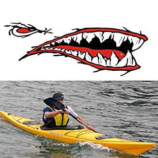 Pegatinas de dientes de Tiburón 2