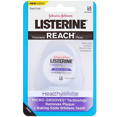 Listerine Whtng Floss Cm Size 30yar Listerene Whitening Floss Cm 30 - Floss Whitening