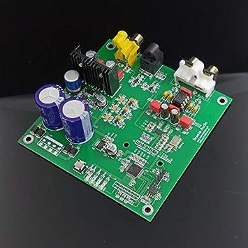 Amazon.com: FidgetFidget ES9038Q2M I2S DSD256 DAC HiFi ...