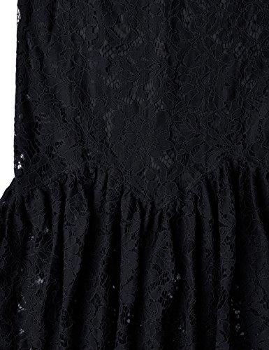Motifs ajust Femme Moderne black Nknkwlsk747 Jupe NEARKIN z7Hxw0x