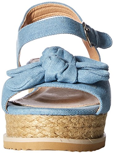 Women's Light Sandal Flat Denim Olive Unionbay UdwAq68A