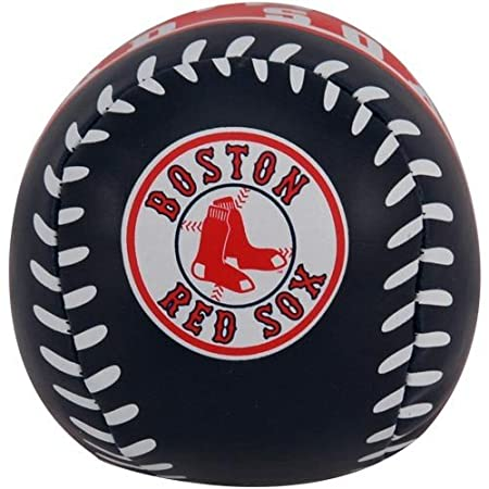 Amazon.com : Boston Red Sox Softee Baseball and Bat Set : Baseball And Softball Apparel : Sports & Outdoors