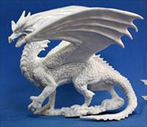 Reaper Miniatures 77109 Bones - Fire Dragon by Reaper