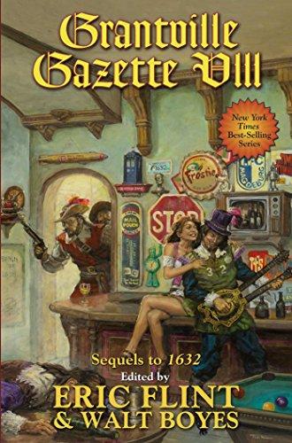 Grantville Gazette VIII (The Ring of Fire)