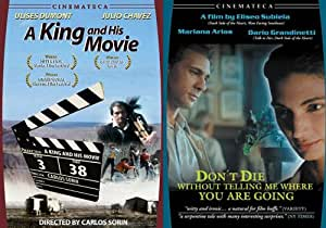 Movie Magic: Don't Die Without Telling Me Where You Are Going/A King and His Movie