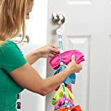 SockDock 2 Pack Sock Laundry Helper & Storage