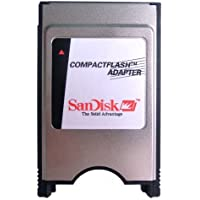 New Style Laptop PCMCIA Compact Flash PC CF Card Reader Adapter Super Fast Ship