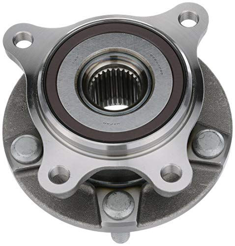 NSK 66BWKH30D Wheel Bearing and Hub Assembly ()