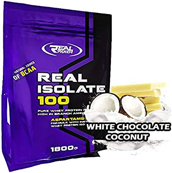 Real Pharm Real Isolate Whey Proteinas Instant (Coco De ...