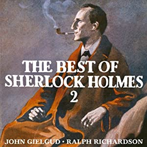 The Best of Sherlock Holmes, Volume 2 Radio/TV Program