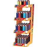 BIC 4-Tier Lighter Display Rack WHOLESALE LOT - 200 ct