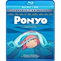 Ponyo for DVD + Blu-ray (2008)