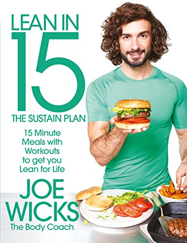 Download PDF Lean in 15 - The Sustain Plan - 15 Minute Meals and Workouts to Get You Lean for Life