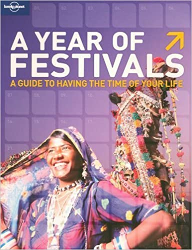 A Year of Festivals (General Reference) by Andrew Bain (2008-08-01)