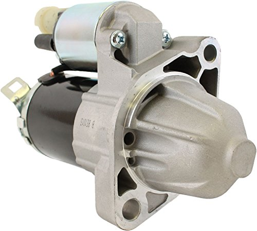 DB Electrical SMT0288 Starter For Honda Accord 2.4 2.4L 03 04 05, Element 2.4 2.4L 03 04 05 06 Manual Transmission /06312-RAA-505 31200-RAA-A01 31200-RAA-A010-M3 MHG016 ()