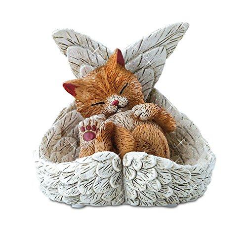 Heart Cat Figurine - 5