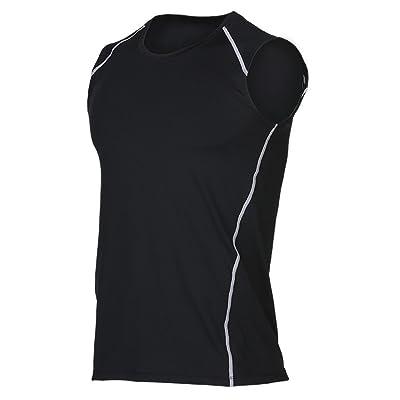 Fanceey Bodybuilding Fitness Men Gym Tank Top Vests Sportswear Under Shirt Running Vests