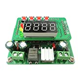 uniquegoods DIY DC-DC Constant Voltage Constant Current Step Up/Step Down Power Converter Module with Led Digital Tube Display