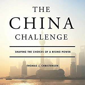 The China Challenge Audiobook