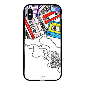 iPhone XS Max / 10s Max Case Cover Musicallyy Zoot High Quality Design Phone Covers
