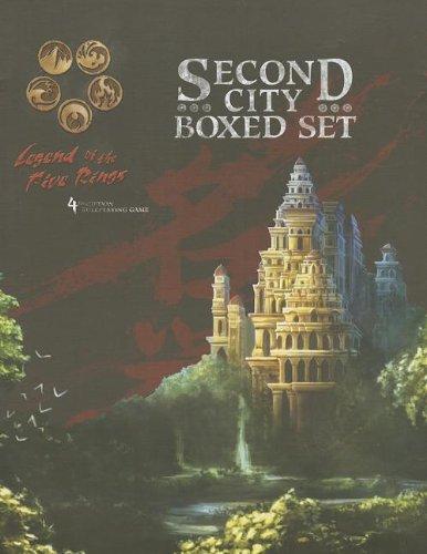 L5R RPG Second City Boxed Set* OP