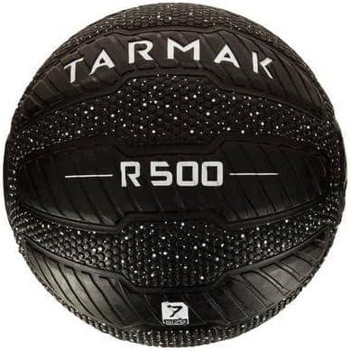 KIPSTA TARMAK 500 - Balón de fútbol, Blanco/Negro: Amazon.es ...
