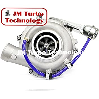 JM Turbocharger International with Navistar Dt466e Engine Gt3782d Turbo New