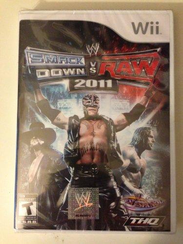 WWE Smackdown Vs Raw 2011 (Spanish Version)