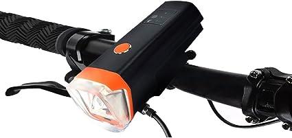 5 LED Lamp Bike Bicycle Front Head Light Rear Safety Flashlight Waterproof  Tk