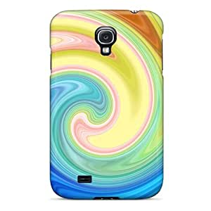 Tpu Fashionable Design Retroswirl Rugged Case Cover For Galaxy S4 New
