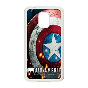 Movies Comics Captain America for Samsung Galaxy S5 Mini Phone Case Cover 66TY432072