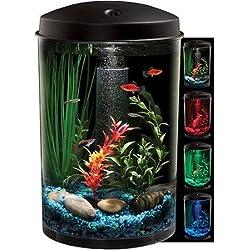 Hawkeye 3 Gallon 360 Aquarium