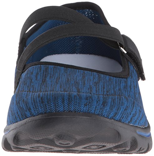 Oxford TravelActiv negro para azul jaspeado marino Jane Mary Propét Mujer d4Rtq4