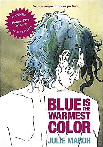 Image result for blue is the warmest color