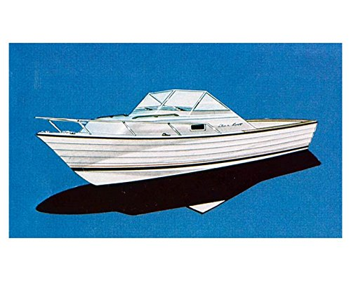 Amazon Com 1978 Chris Craft 22 Cutlass Cuddy Power Boat