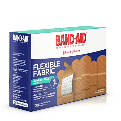 Band-Aid-Brand-Flexible-Fabric-Adhesive-Bandages-for-Minor-Wound-Care-Assorted-Sizes-100-Count