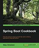 img - for Spring Boot Cookbook book / textbook / text book