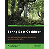 Spring Boot Cookbook