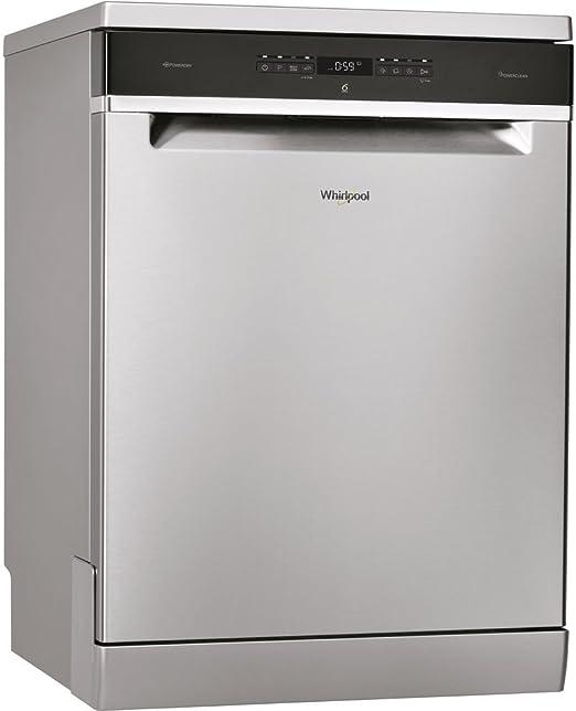 nouvelles variétés recherche d'authentique choisir le plus récent Whirlpool WFO 3033 DX Lave vaisselle 60 cm 14 couverts A+++ ...