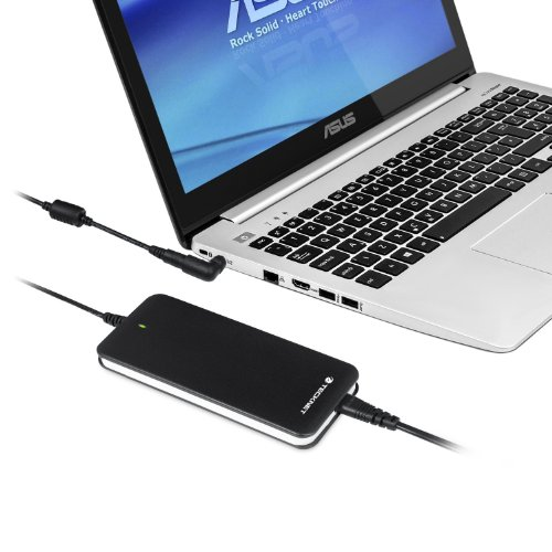 TeckNet® 90W mit automatischer Spannungswahl universal laptop netzteil | AC Adapter | Ladegerät mit 5V 1A USB-Anschluss für TOSHIBA, IBM, COMPAQ, HP, LG, DELL, SAMSUNG, SONY, ACER