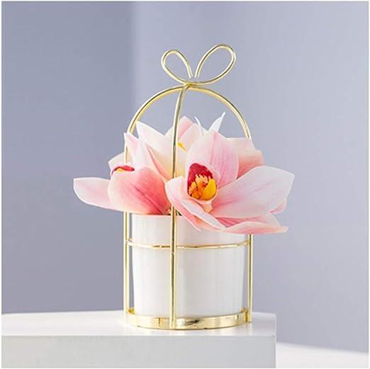 Tao Casa nórdica Flores secas Flores Artificiales Flores ...