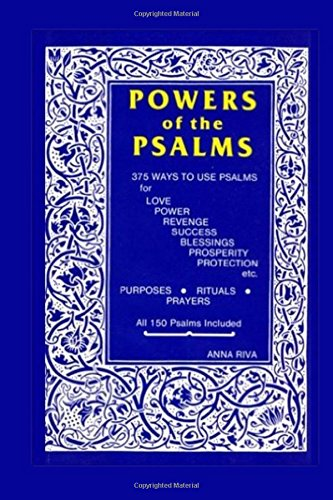 Top 10 best power of the psalms anna riva 2019